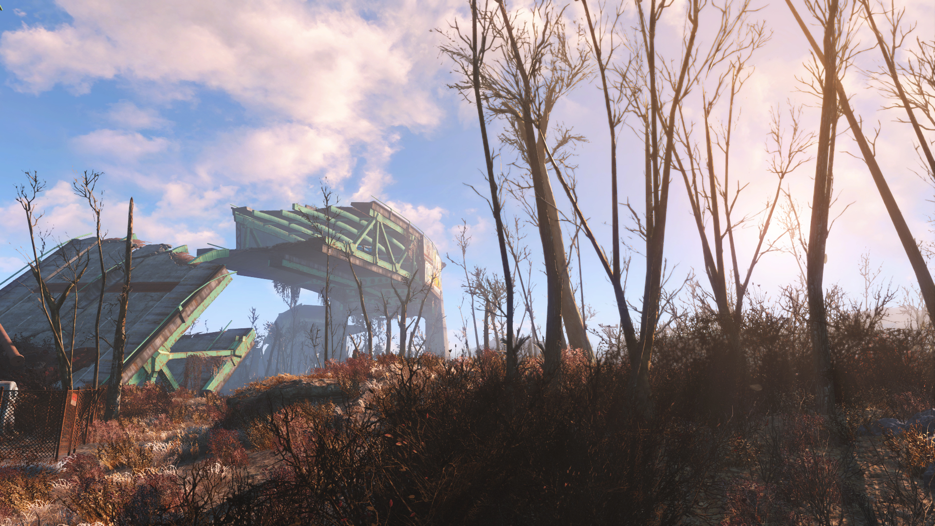 The Graphics Technology Of Fallout 4