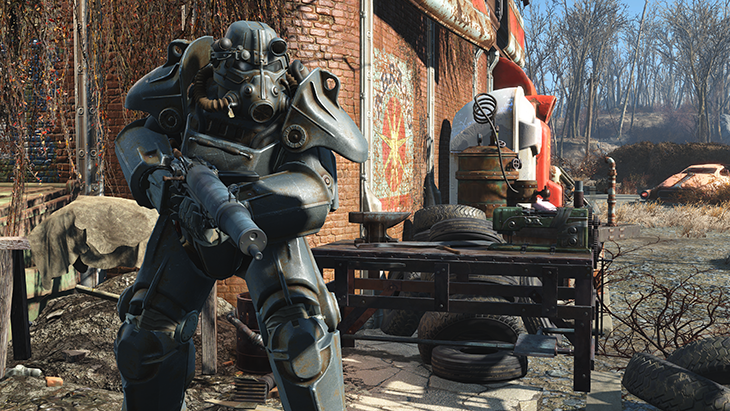 Fallout 4 Free Updates – High Resolution Texture Pack & PS4