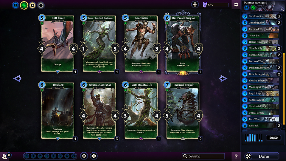 TESL PC Deckbuilder in-body
