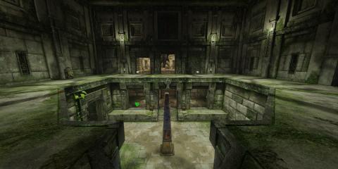 Tempest Shrine - Waiting Room