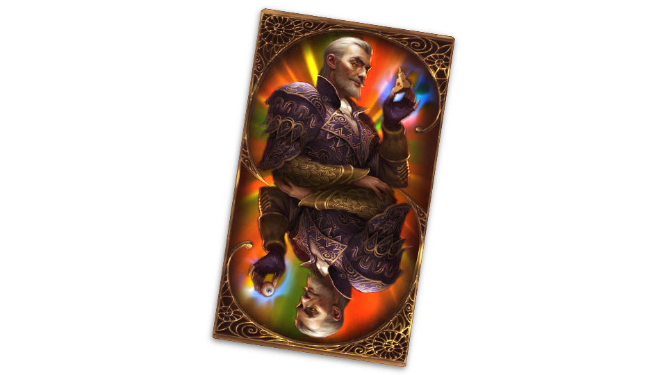 TESL IoM Madness Card Back