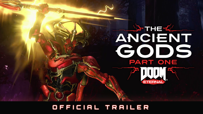DOOM Eternal: The Ancient Gods - Part One Official Trailer
