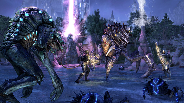 From One to Many: All About Solo and Group Play in The Elder Scrolls