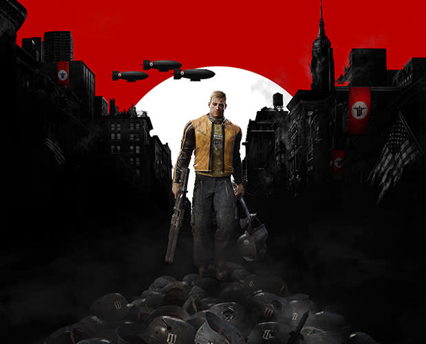 Image result for Wolfenstein II: The New Colossus