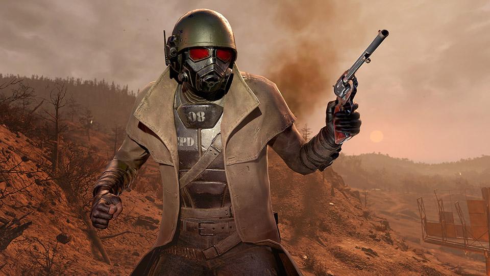 Fallout76 Fallout1st RangerArmor