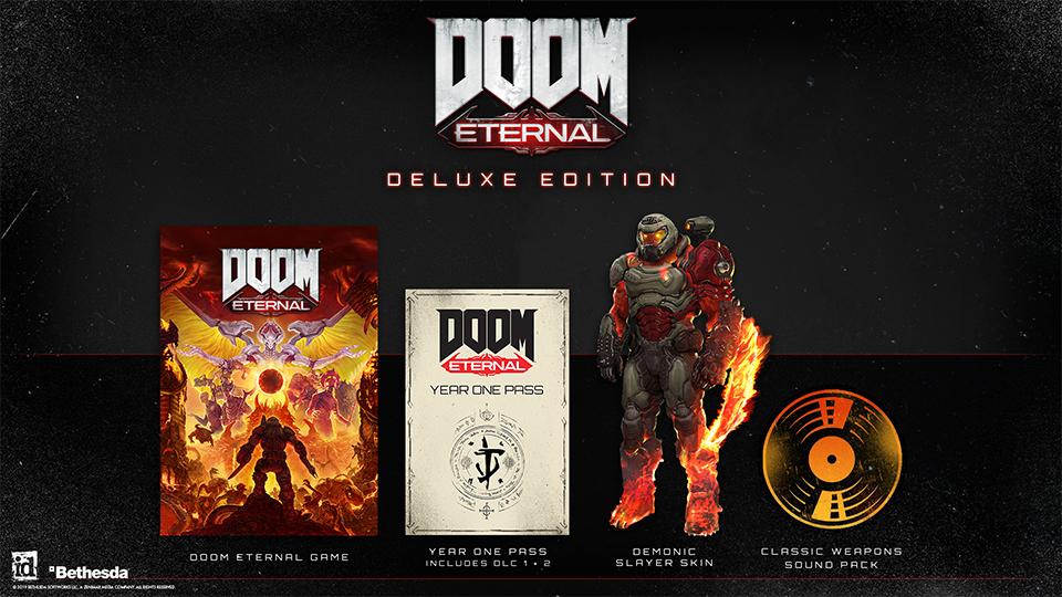 Prepare to Raze Hell – DOOM Eternal arrives November 2019   Bethesda net