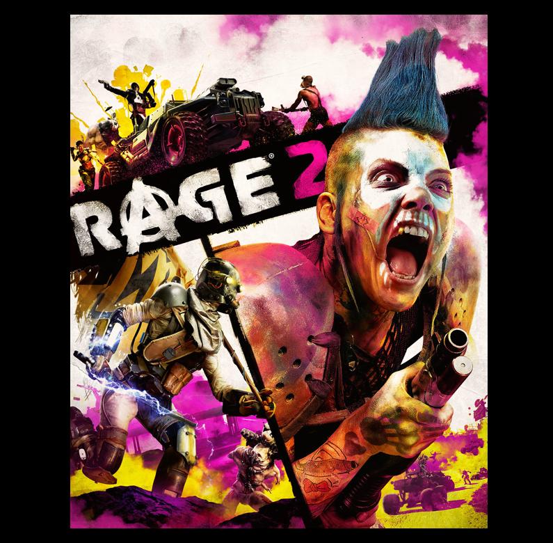 RAGE 2 | Official Website | Open World Insanity | Bethesda net