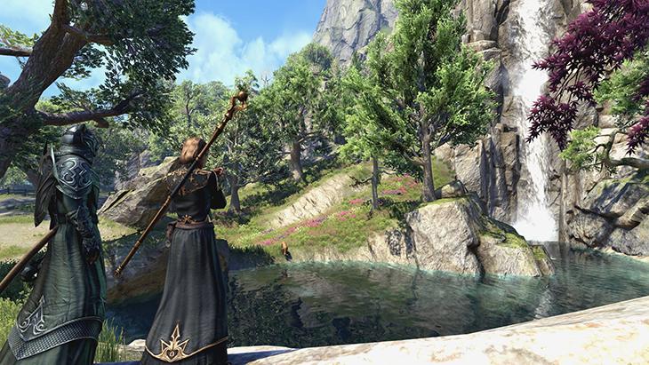 The Elder Scrolls Online - Traveler's Guide to the Summerset Isles
