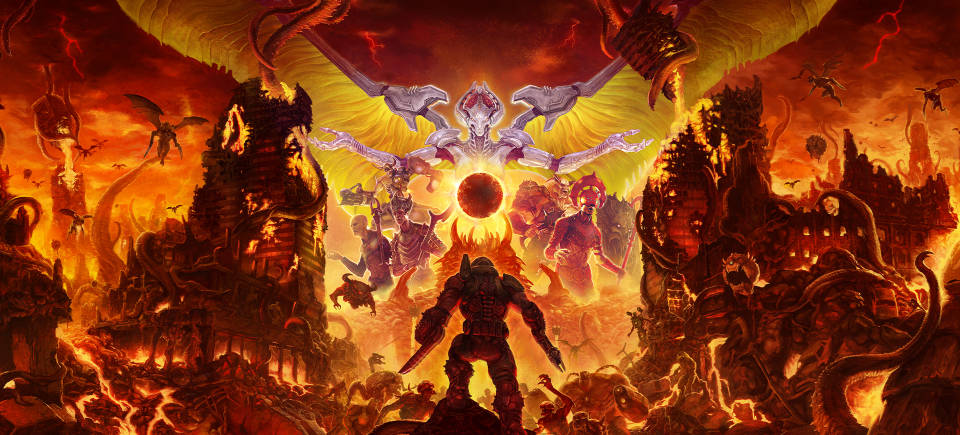 Prepare to Raze Hell – DOOM Eternal arrives November 2019