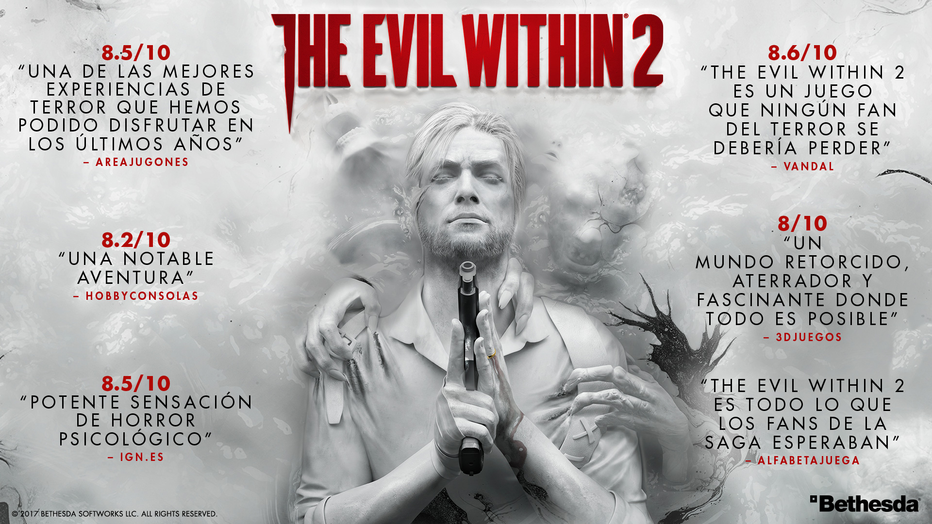 The Evil Within 2 Review Roundup v2 ES v2