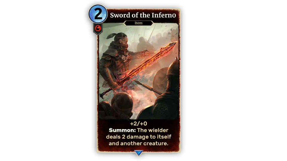 TESL Sword Inferno in-body EN