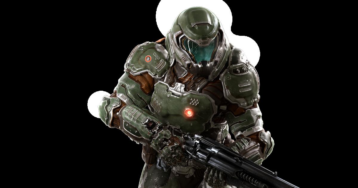 Quake Champions Official Website Doom Slayer