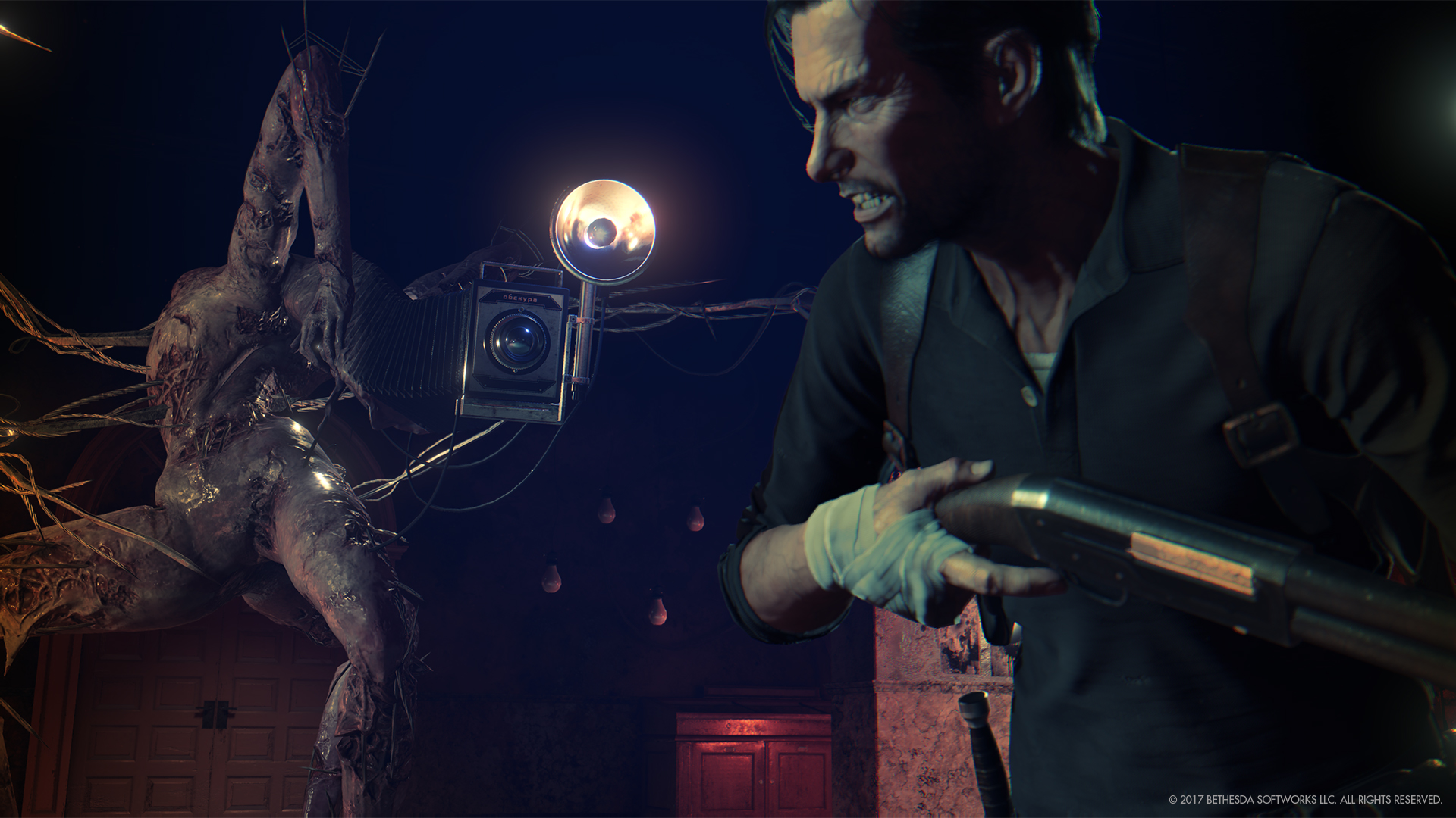 The Evil Within 2 | Available Now