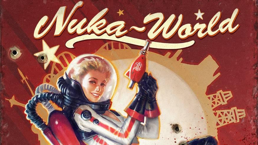 nuka world wallpaper fallout 4 nuka world dlc review empty calories