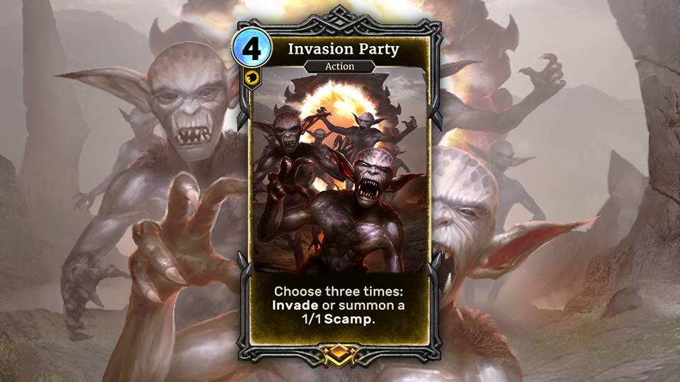 TESL Invasion Party EN