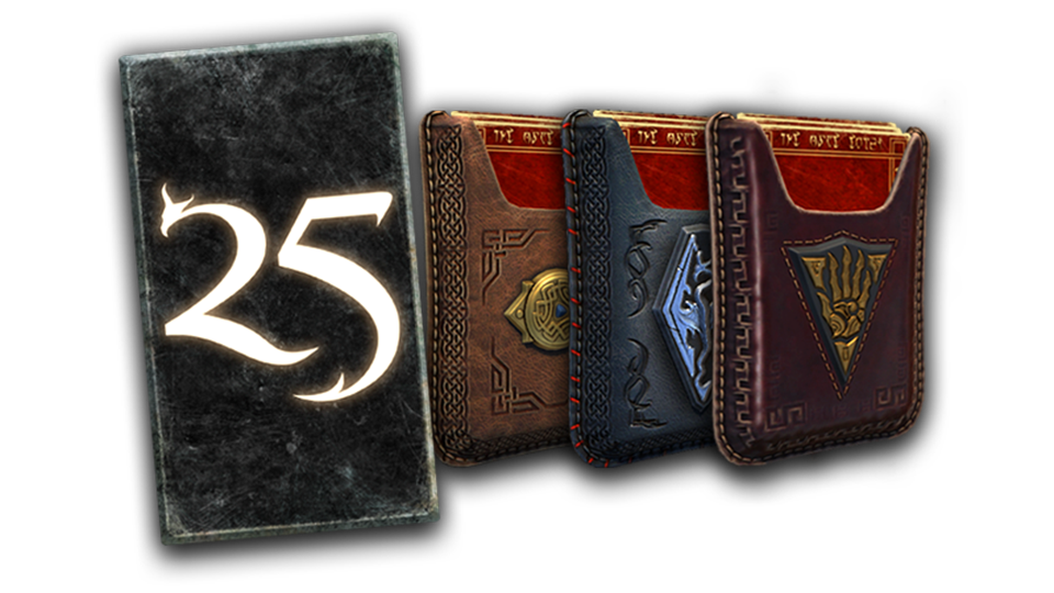 TES25 TESL card back in-body