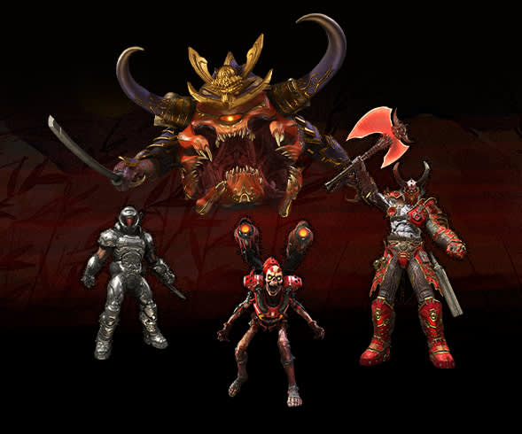 THERE CAN BE ONI ONE in DOOM Eternal's latest in-game event!