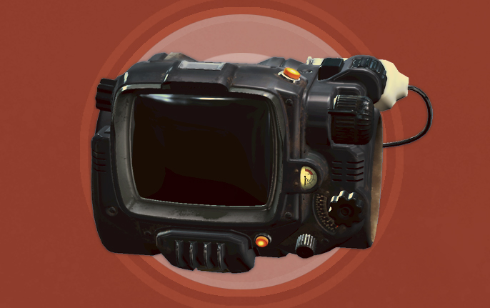 BGSFO4001-PipBoy(Black)