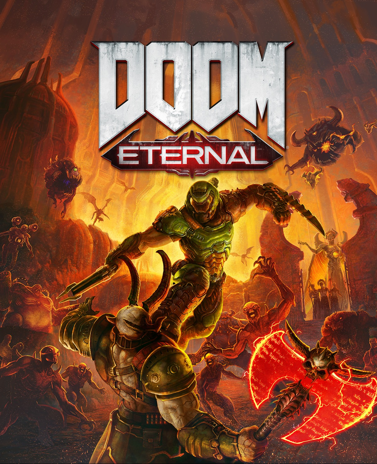 Home | Slayers Club | DOOM Eternal | Bethesda net