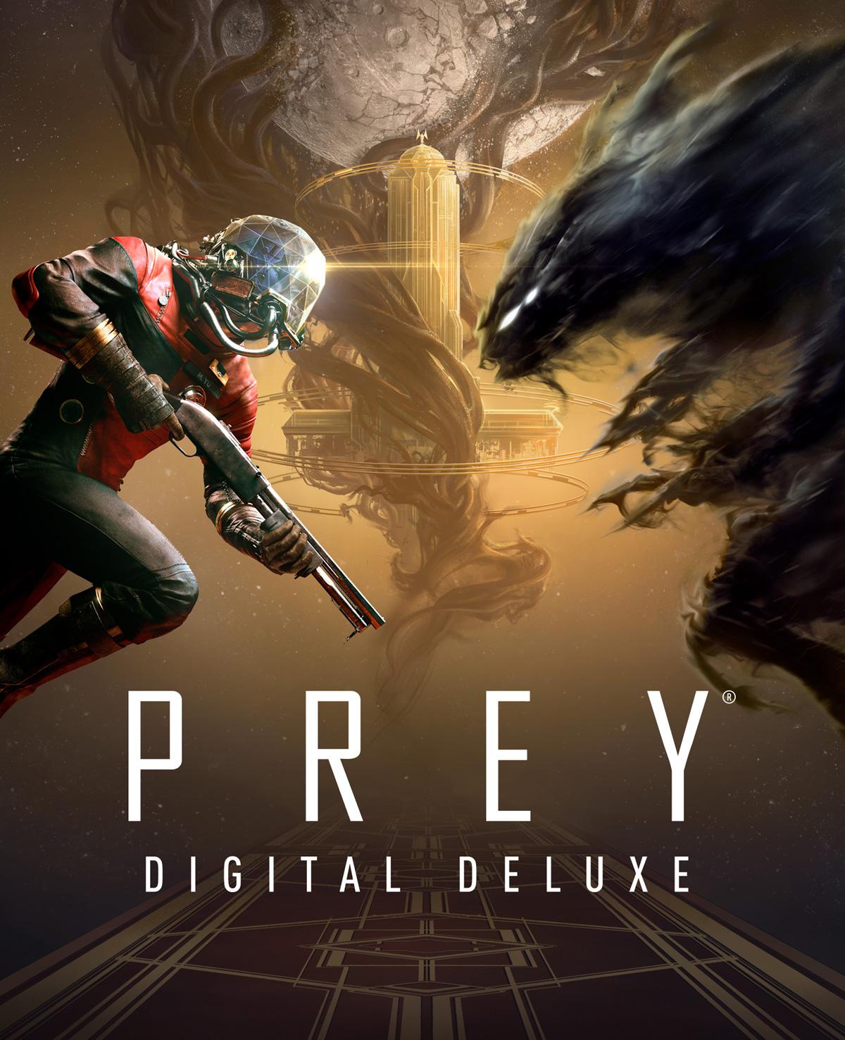 Prey | Fight the Invasion Now | Bethesda net