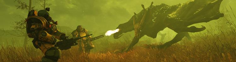 Fallout76 Scorchbeast Banner 750x200
