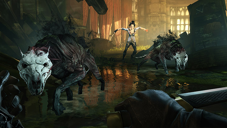 dishonored graphics mod