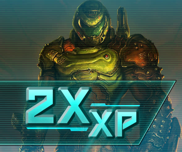 Kick off the New Year with DOUBLE XP this weekend!