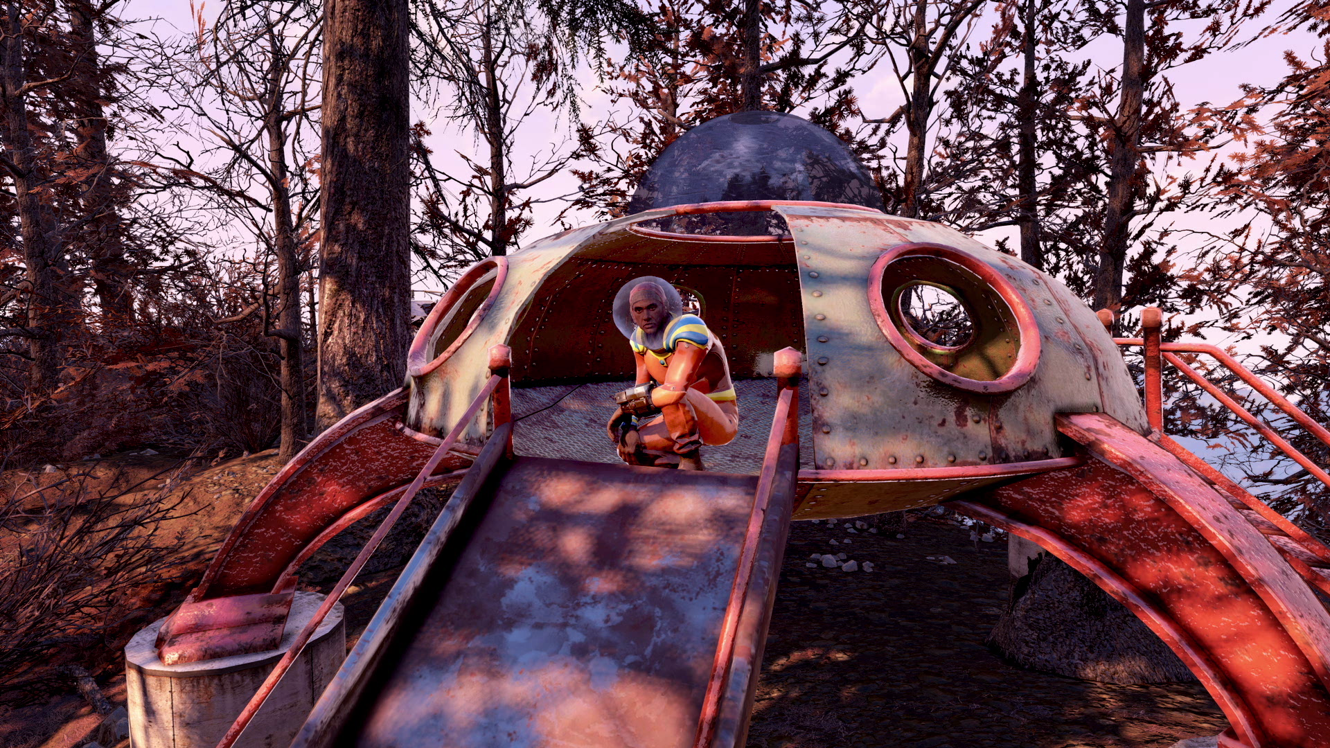 UFO Playscape