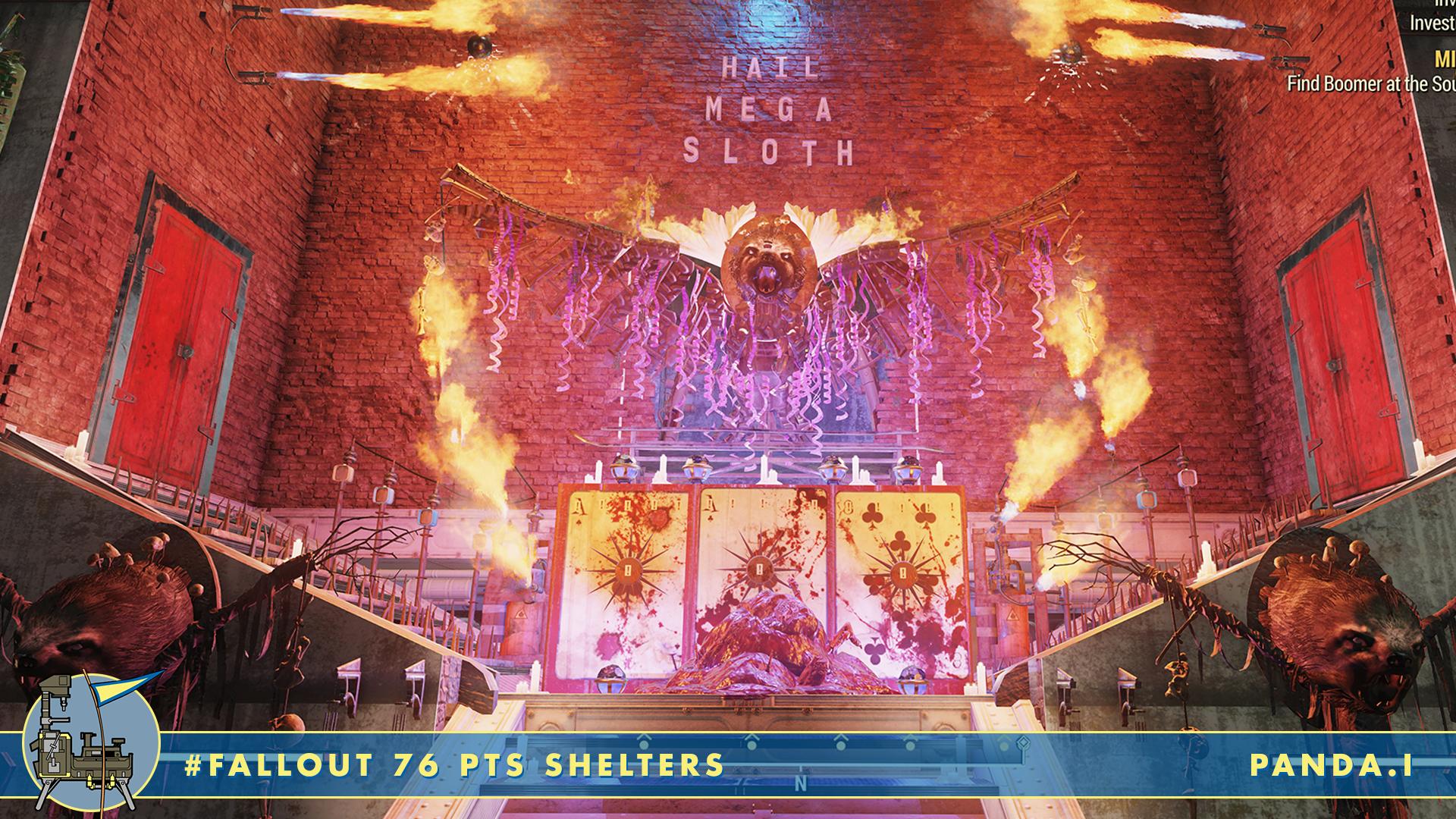 76 PTS Shelters Pandadoti