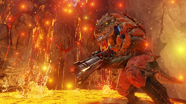 How Amazon GameLift Makes Quake Champions Even Faster, Better
