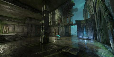 Tempest Shrine - Flooded Hall