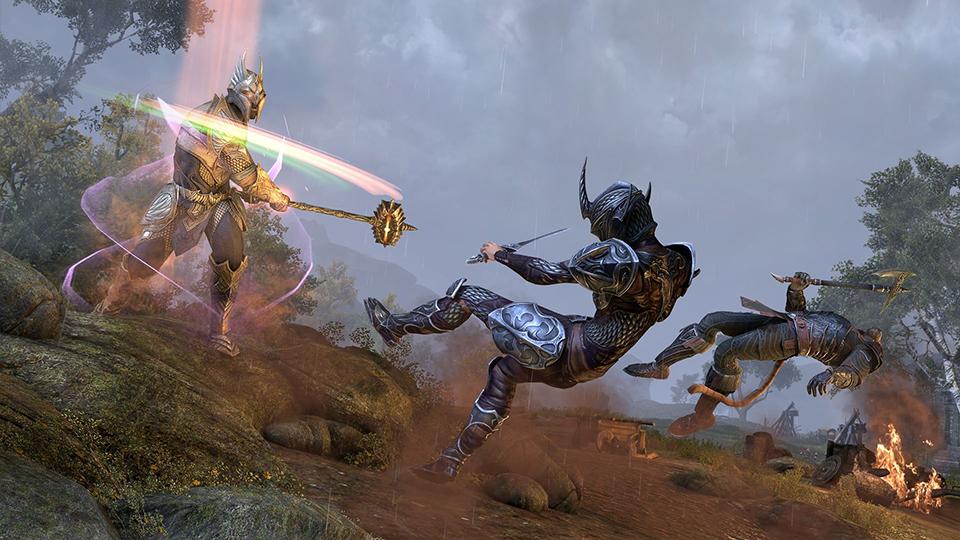 The Elder Scrolls Online: Elsweyr & Update 22 Now Live on
