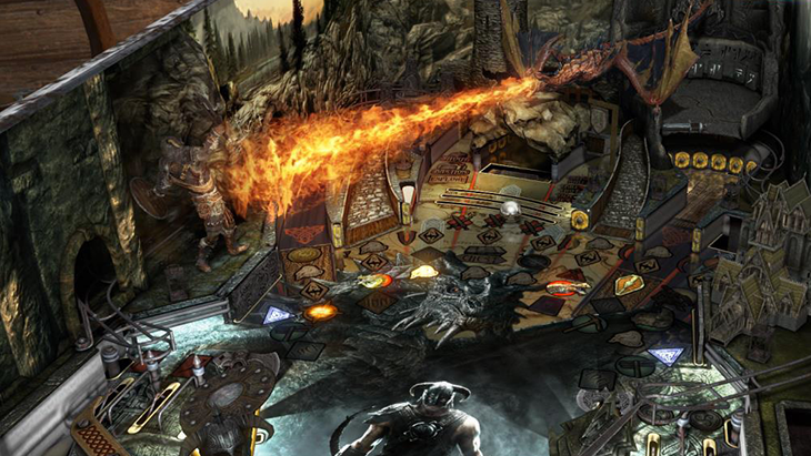 Bethesda Pinball Now Available for Pinball FX3