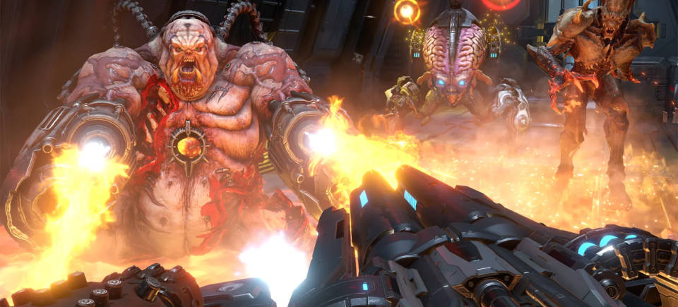 A closer look at DOOM Eternal's Weapon Mods & Upgrades