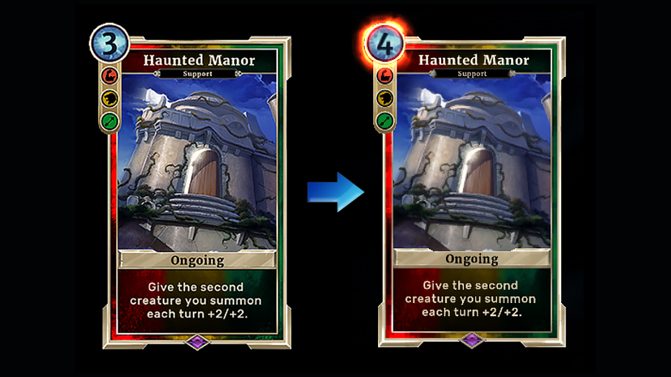 TESL Haunted Manor Balance in-body