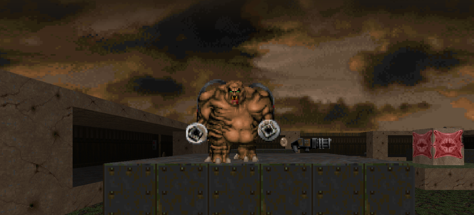 Top 5 Innovations of DOOM (1993) - #5: Texture Mapping