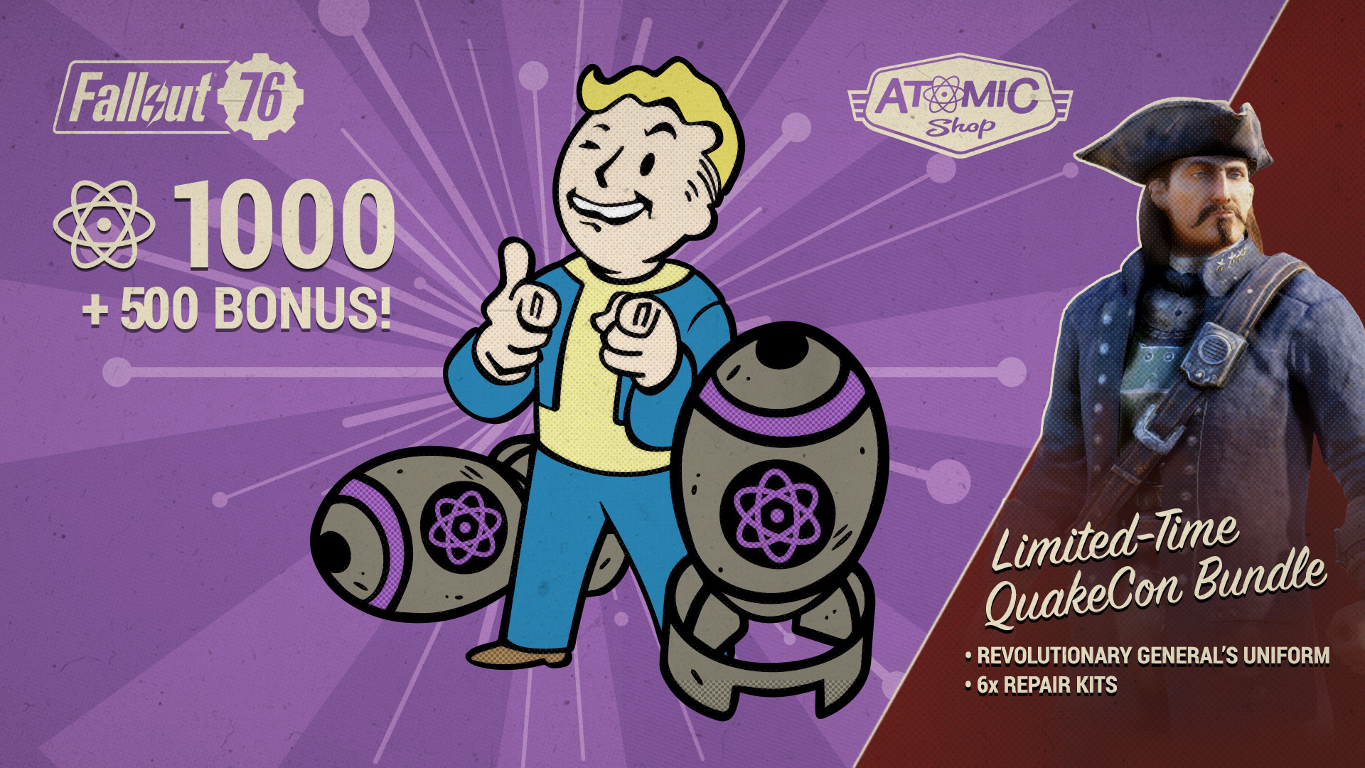 Fallout 76 | Atomic Shop: Patch 10 5 Items and Sales (July 9)