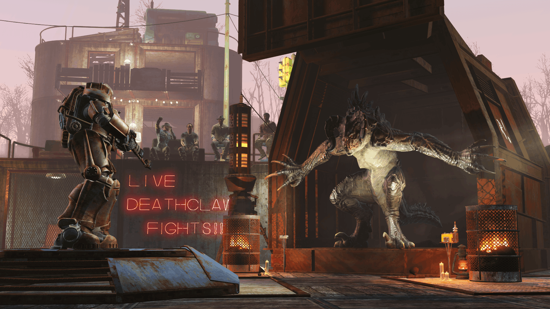 Fallout 4 Add-Ons – Automatron, Wasteland Workshop, Far Harbor and More