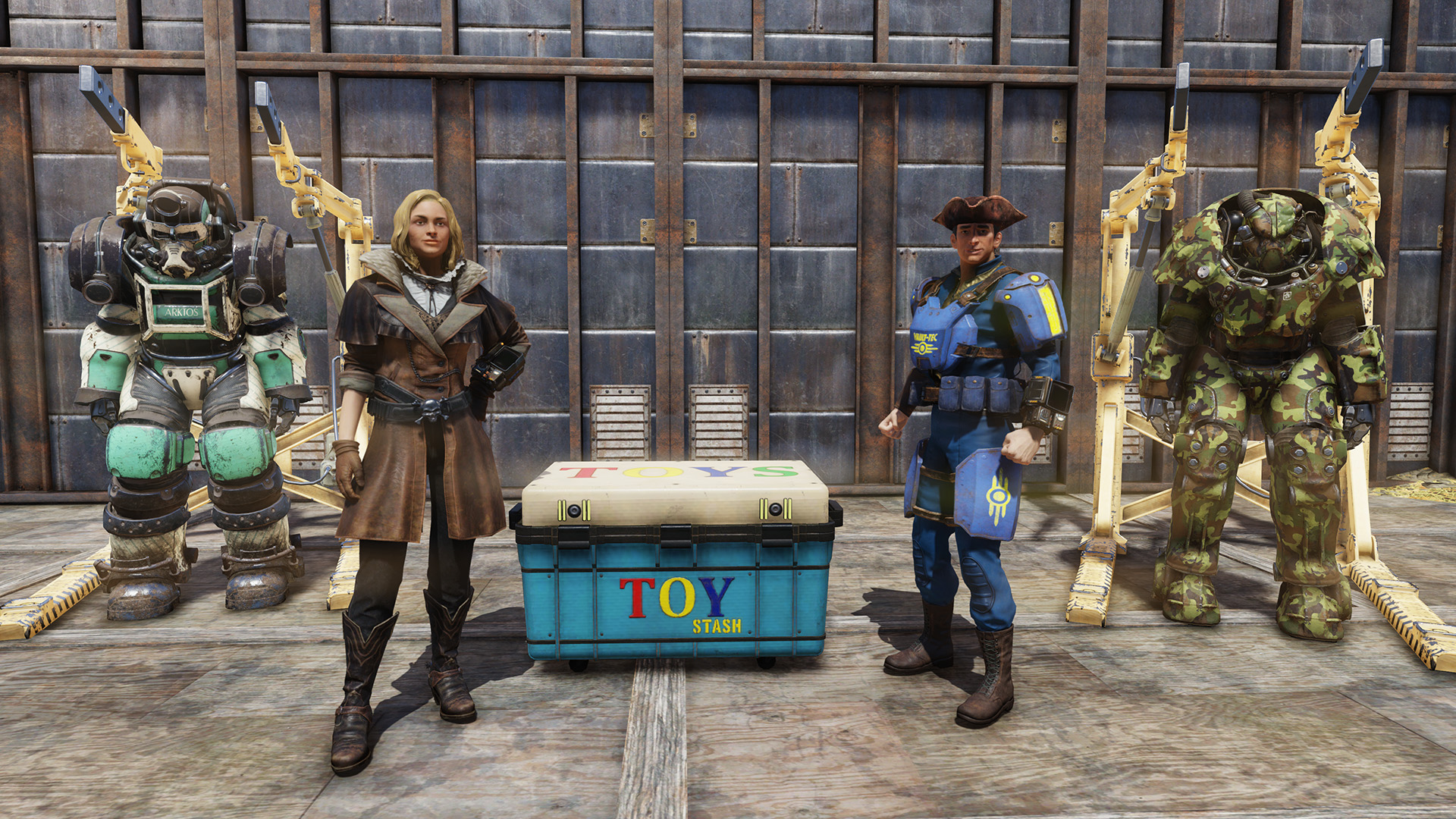 Fallout 76 | Atomic Shop: Patch 11 5 Items and Sales (August 13)