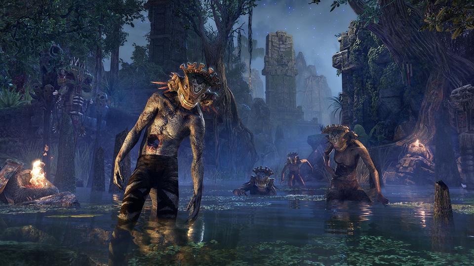 The Elder Scrolls Online – Murkmire & Update 20 Preview