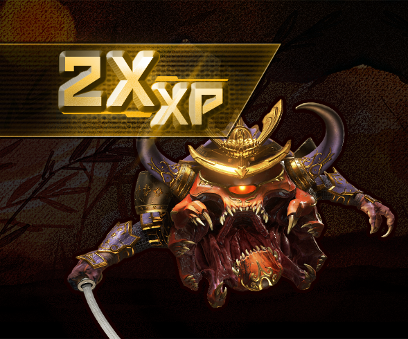 Go big with a DOUBLE XP *WEEK* April 15 - 22