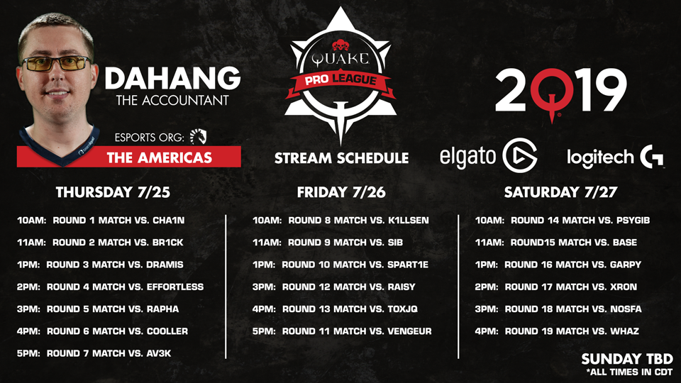DaHanG-QuakeCon-Schedule 960x540
