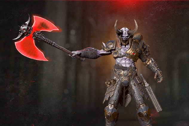 The Imperial Marauder Has An Axe To Grind Bethesda Net