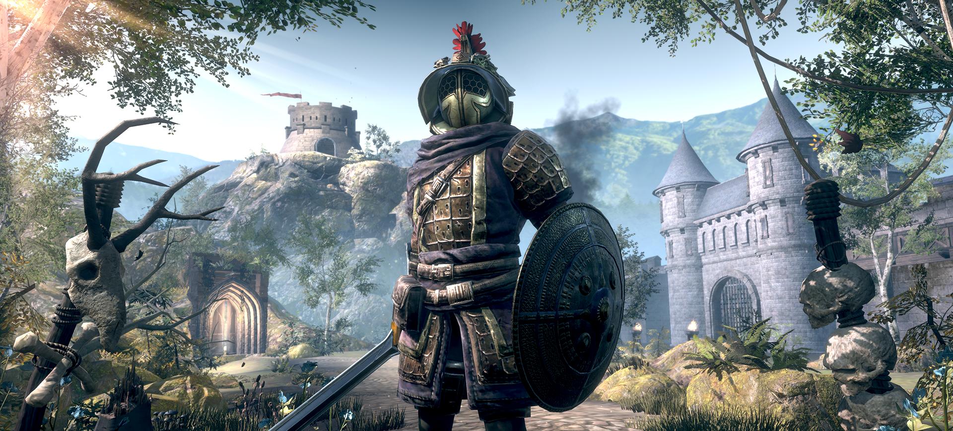 The Elder Scrolls: Blades chega para Nintendo Switch!