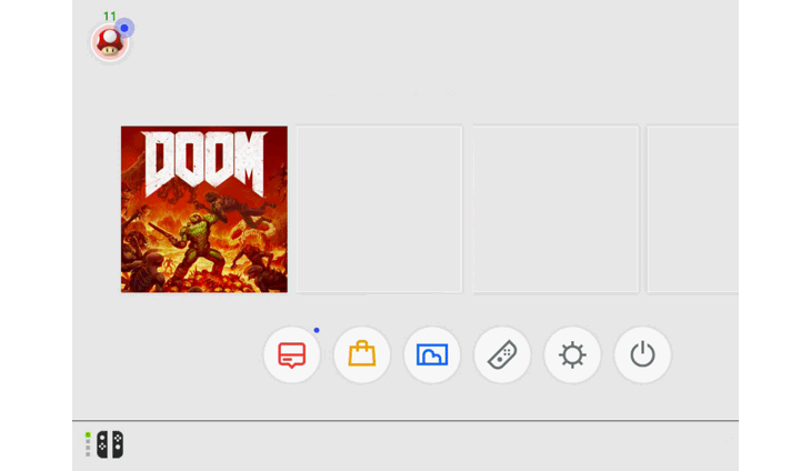 DOOM SwitchUpdate Icon