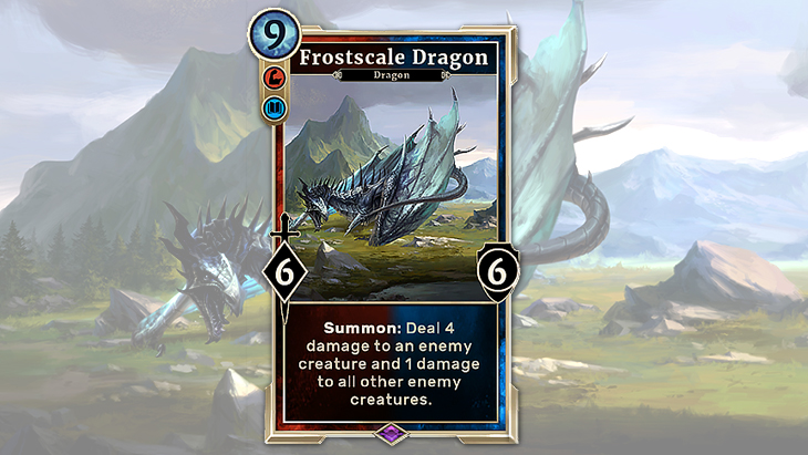 TESL Frostscale Dragon In-Body