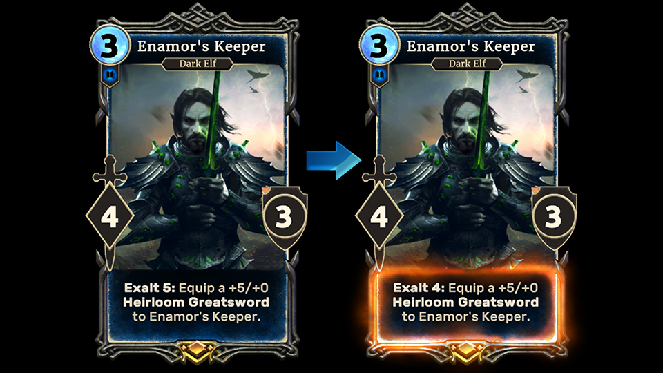 TESL 2.5 Enamors Keeper