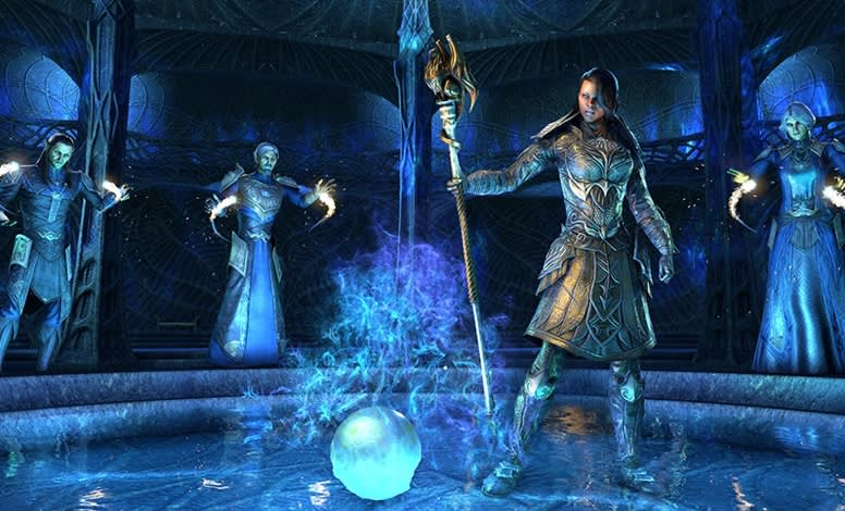 About Time: The Psijic Order Returns in The Elder Scrolls Online