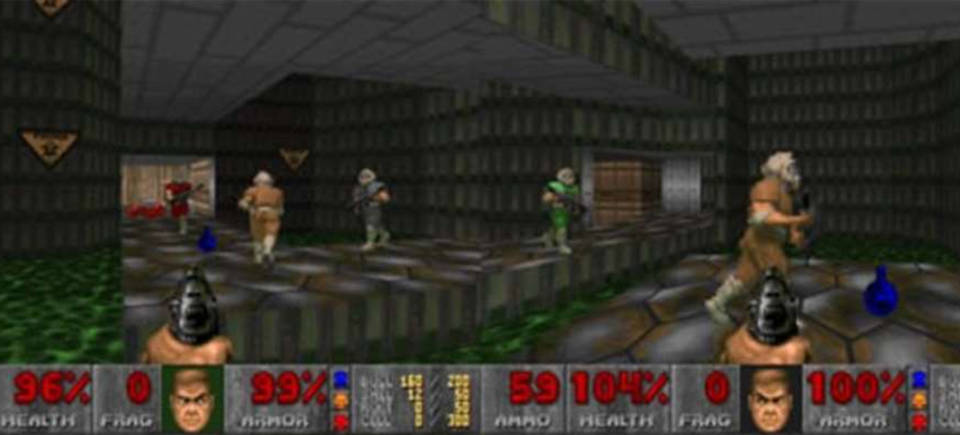 Top 5 Innovations of DOOM (1993) - #1: Deathmatch