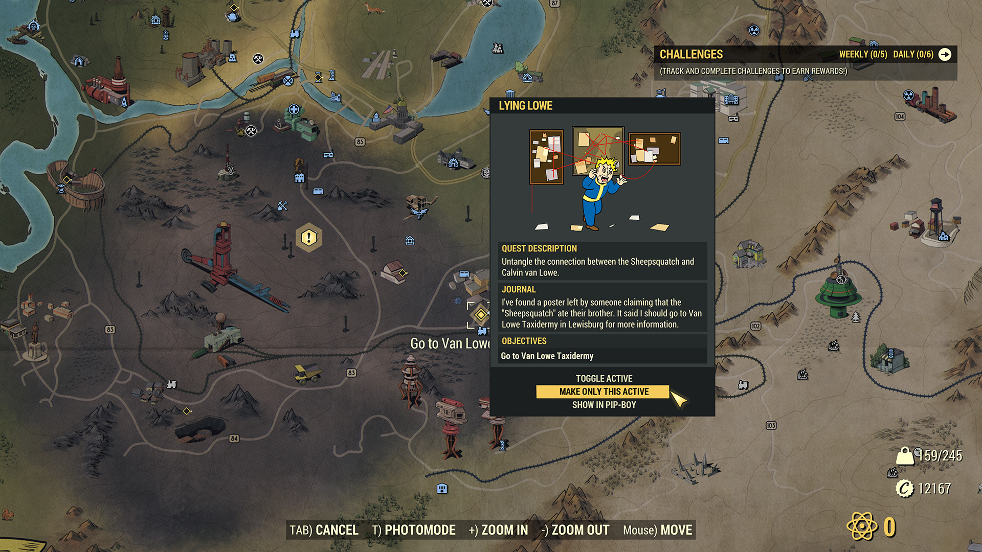 Fallout 76 Inside The Vault Wastelanders Quest Ui Improvements Vault 94 Updates And More